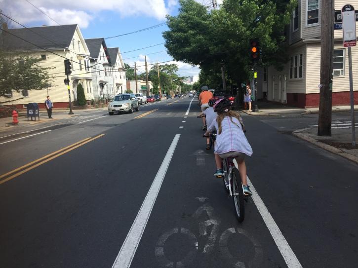 Sommerville Bike Lane